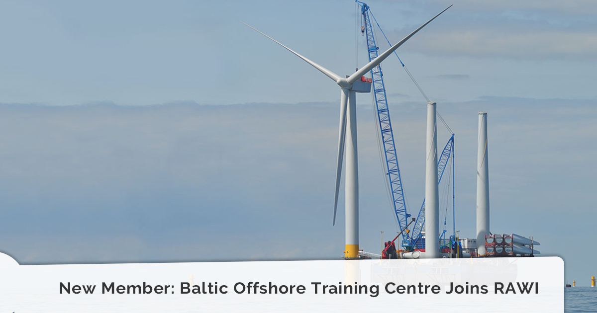 Baltic Offshore Training Centre Joins RAWI