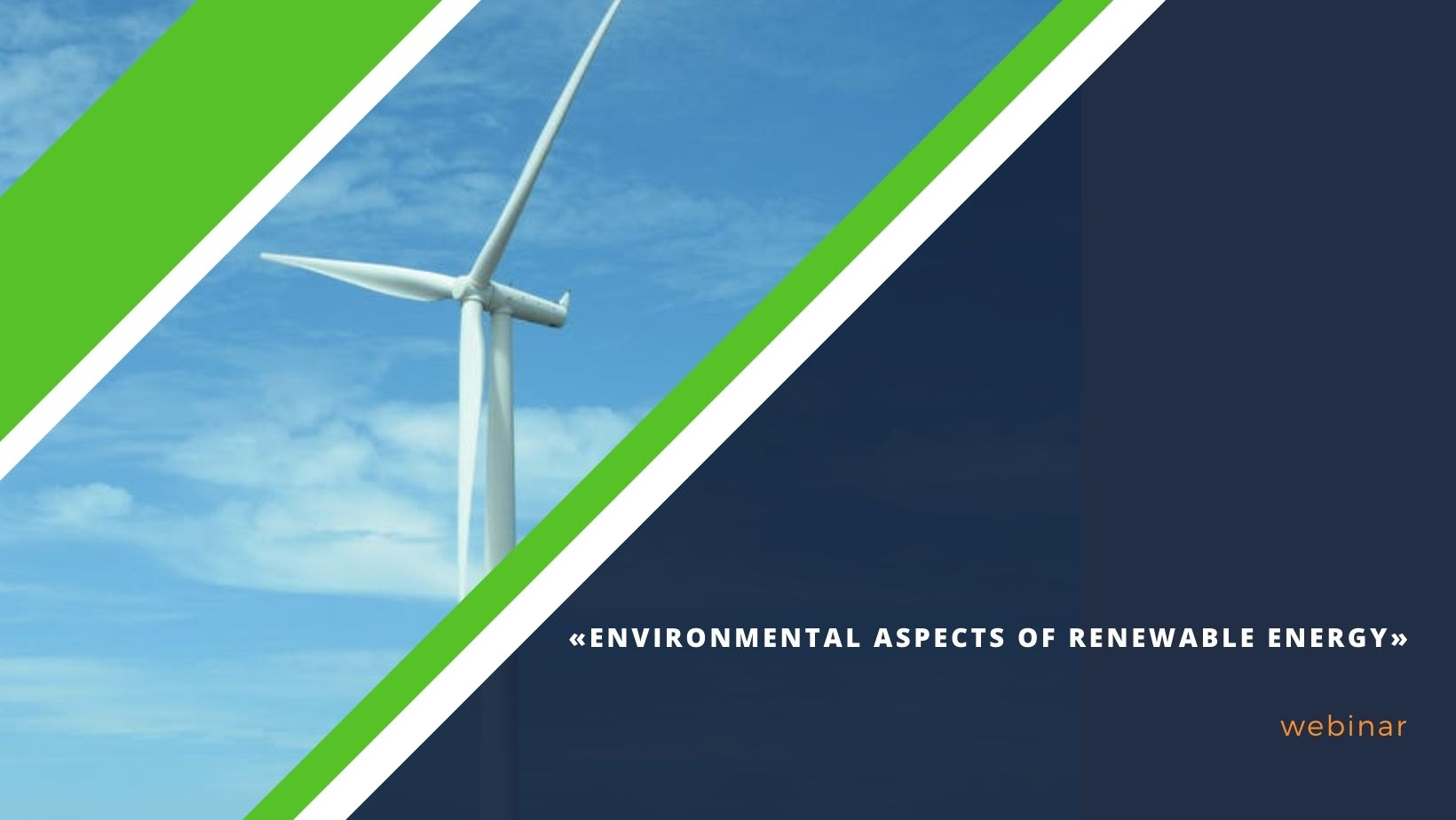 Wind Turbines' Environmental Impact: Myths and Facts
